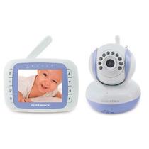 Babá Eletrônica Com Câmera E Visão Noturna Powerpack Mtv-368