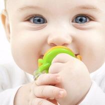 Mordedor Alimentador Infantil Brinquedo Chá Bebê Presente
