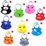 Babador Para Bebê Silicone - Importado/vários Modelos