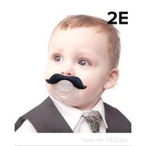 Bico Bigode Divertido Engraçado Criança Bebê Dente Infantil