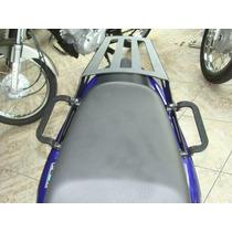 Bagageiro Honda Titan 150 2009 A 2013 Com Engate Rapido
