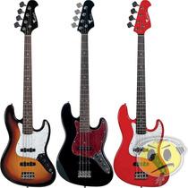 Baixo Eagle 4 Cordas Jazz Bass Loja Top P R O M O Ç Ã O