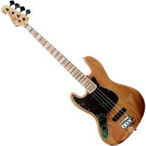Contra Baixo Canhoto Sx Sjb75 Tortoise Lh Jazz Bass 4 Cordas