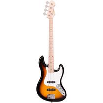 Contra Baixo Vogga 4 Cordas Jazz Bass Vcb801