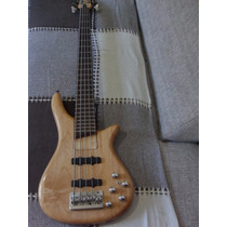 Contra Baixo Bass Collection 5 Cordas Top