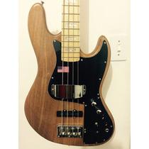 Baixo Fender Marcus Miller 4 Ou 5 Cordas Ativo - Novo