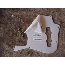 Escudo Jazz Bass Am Std Padrão Fender Transparente