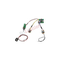 Circuito Pré-amplificador Artec Se3p-a