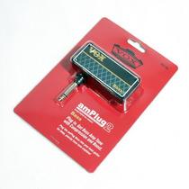 Amplug2 Bass Mini Amplificador De Contra-baixo P/ Fone - Vox