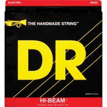 Cordas Dr Hi-beam 0.45/125 Contrabaixo 5 Cordas Mr5-45