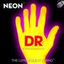 Cordas Dr Neon Amarela 0.30/125 Contrabaixo 6 Cordas Nyb6-30