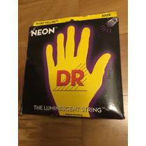 Cordas Contra Baixo 5 Cordas Dr Neon 0.40/120