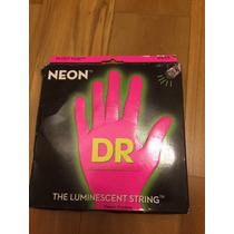 Cordas Contrabaixo Dr Neon 0.45/105