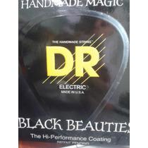 Corda Dr Baixo 0.45 Black Beauties Para Baixo 5cordas