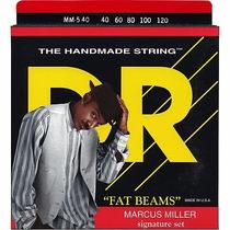 Encordoamento 5 Cordas Dr Marcus Miller Para Baixo 0.40