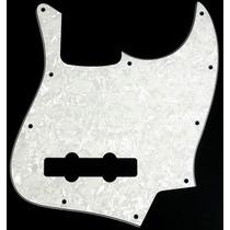 Escudo Baixo Jazz Bass Perolado