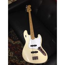 Baixo Fender Jazz Bass American Standard 1999 Com Case