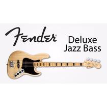 Fender Jazz Bass Deluxe - Special Edition - México
