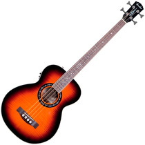 Baixolão Eletro-acústico Fender T-bucket Bass E Sunburst