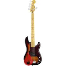 Baixo Squier Vm Precision Bass V 5 Cordas 3ts + Hard Case !!