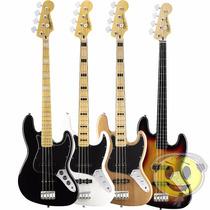 Baixo Fender Squier Vintage Modified Jazz Bass - Kadu Som