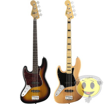 Baixo Fender Squier Canhoto Vintage Modified Jazz Bass Top