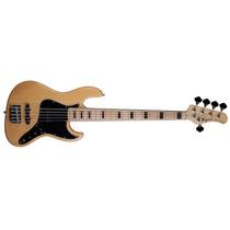 Baixo Tagima Tjb5 5 Cordas Mod. Fender Jazz Bass Cor Natural