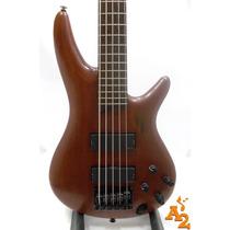 Contra Baixo Ibanez Sdgr Sr 505 Ativo Made In Japan Emg Loja