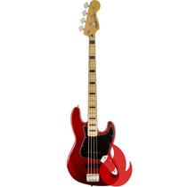 Squier Vm Jazz Bass 70s Car . Baixo. Loja . Fender . Gtia !