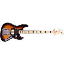 Baixo Sx Jazz Bass Sunburst 4 Cordas Em Ash - Bx0012