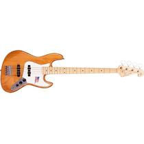 Baixo Sx Jazz Bass American Alder 4 Cordas Natural - Bx0070
