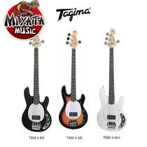Baixo Tagima 4 Cordas Ativo Tbm 4 Modelo Music Man