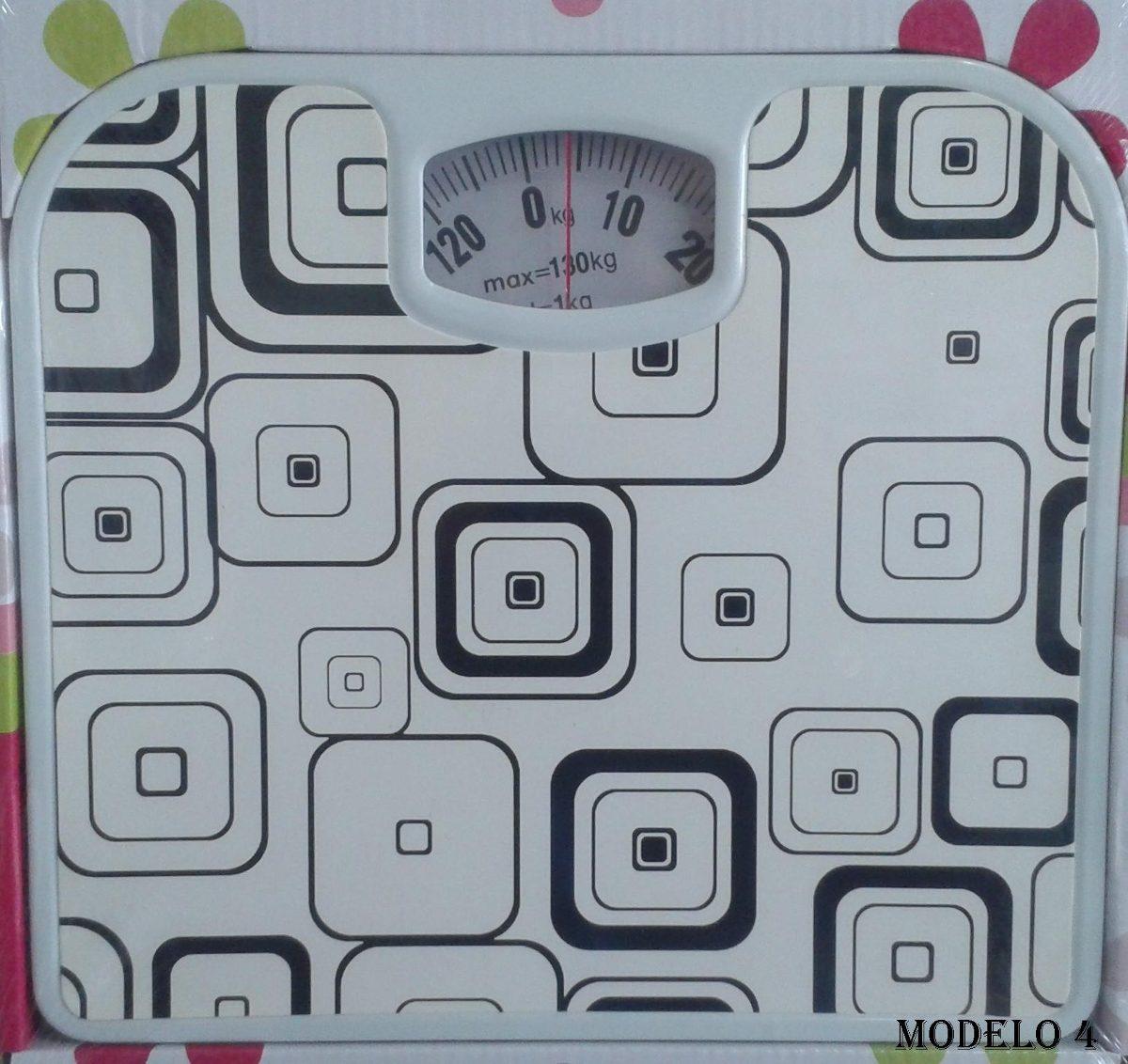 Balança De Banheiro Decorada Analógica Max 130kg Unicasa R$ 24  #7C2B49 1200x1132 Balança De Banheiro Mercado Livre