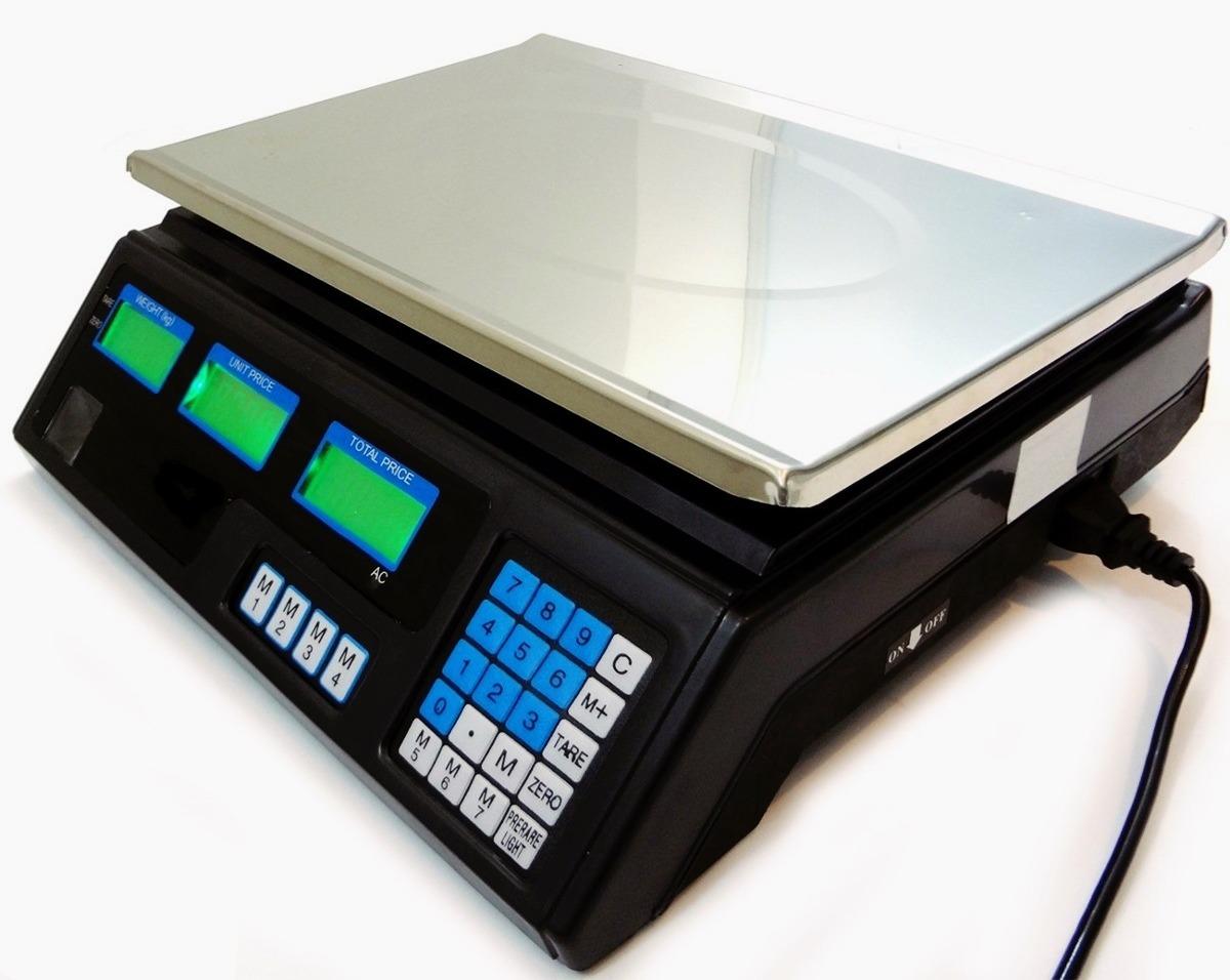 balança digital comercial 30kg sh90901 j #0C72BF 1200x956 Balança Digital Banheiro R$