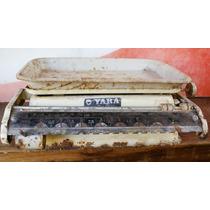 Antiga Balança De Cozinha Yara P/7 Kg