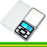 Mini Balança Digital De Bolso Alta Precisão 0,01g Até 500g !