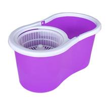 Balde Spin Mop 360 Centrifugador Com Esfregão Completo +nfe