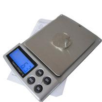 Mini Balança Digital Alta Precisão 0,1 Gr Até 2000gr