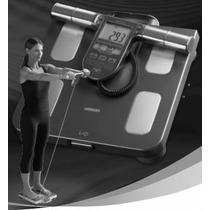 Balança Bioimpedancia Omron Com Analisador Hbf-514c