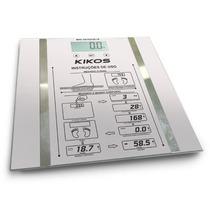 Balança Digital Portátil Mede Gordura Agua Peso Até 150kg