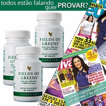 Fields Of Greens - Kit 3u - Promo Forever - Até Fim Estoq!