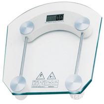 Medidor De Peso Em Vidro Temperado 180kg Banheiro Academia