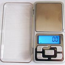 Micro Balança Digital De Precisão Diamond A04 Escala Gramas
