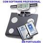 Balança Bioimpedância Tanita Bc 601 C/ Software Profissional