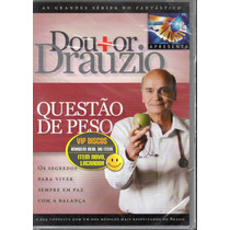 Dvd Questão De Peso Dr Dráuzio Varella Dieta Emagrecimento