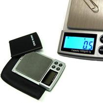 Mini Balança Digital Alta Precisão 0,1 Gr Até 1000gr