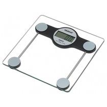 Balança Digital Vidro Temperado Lcd 150 Kg Banheiro