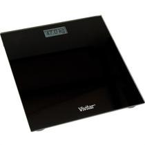 Balança Digital De Banheiro Até 180 Kg Vivitar Ps-v002br