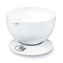 Balança Digital Para Cozinha C/ Tigela Beurer Ks32 Precisão