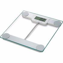 Balança Digital Vidro Temperado Sensores De Alta Precisão